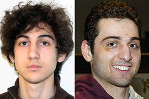 Ex-brother-in-law says Boston Marathon bomber influenced by Muslim convert